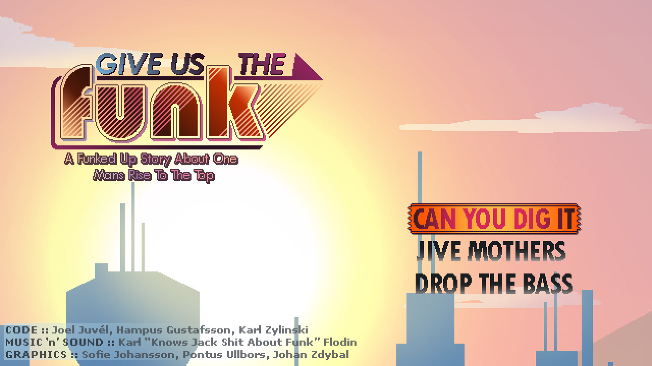 Give Us The Funk!