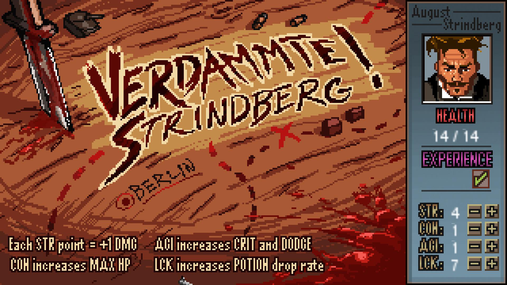 Verdammte Strindberg